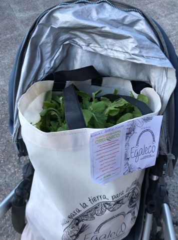 Organic Vegetable Delivery.